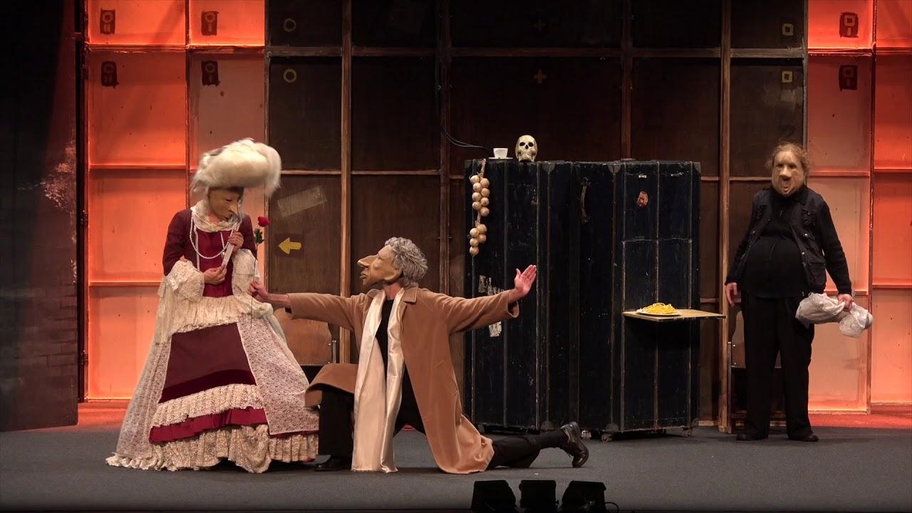Familie Flöz Teatro Delusio