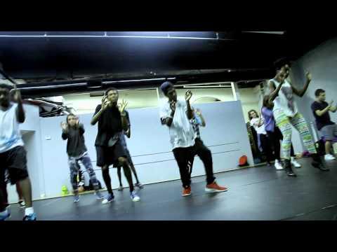 Patrick Brown: Ed Sheeran Choreo   #TheReUpWorkshop