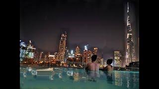 5-10 Gün lük Vlog Dubai, UAE Burj Khalifa Laser Show Dubai Burj Al Arab Atlantis The Palm Damac