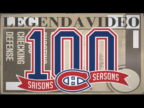 Legendavideo 4 - Centennial Canadiens/Suhteutus-menetelmät