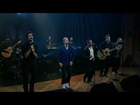 Backstreet Boys - Trust me (live at TV Show 2013)