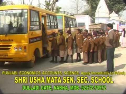 Usha Mata School Nabha