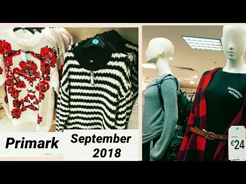Primark Womens Jumpers,Sweaters and Cardigans September 2018 Collection