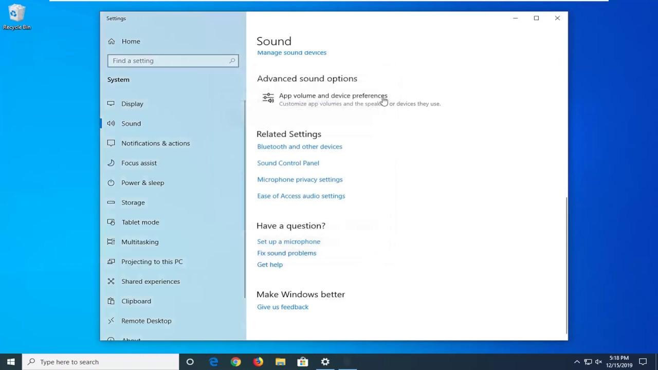 Cách Thiết Lập Âm Thanh Không Gian Với Dolby Atmos Trên Windows 10 - AN PHÁT