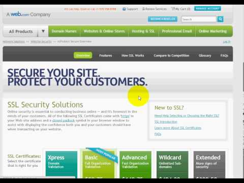 How To Setup An SSL Certificate On A Sub Domain