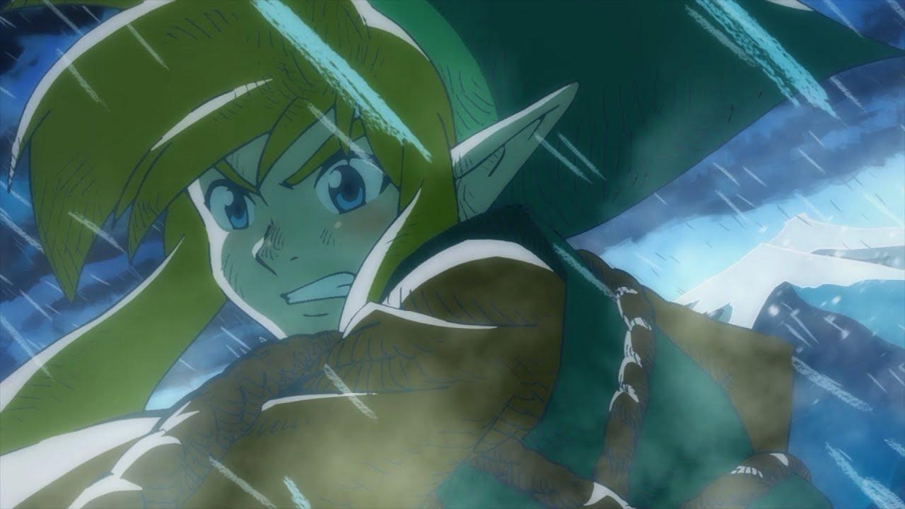 The Legend Of Zelda Link S Awakening 100 Walkthrough Part 1 Intro Tail Cave Nintendo Switch