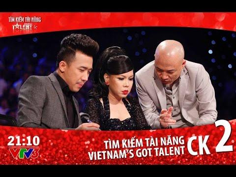 [FULL HD] Vietnam's Got Talent 2016 – CHUNG KẾT 1 – TẬP 16 (29/04/2016)