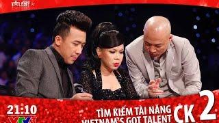[FULL HD] Vietnam's Got Talent 2016 - CHUNG KẾT 1 - TẬP 16 (29/04/2016)