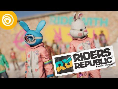 "Riders Republic: бонус за предзаказ – набор ""Кролик"""