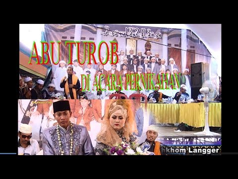 #ABU TUROB  cover lagu arab #acaranikahandirosong