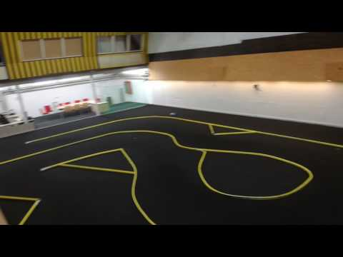 Awesomatix A800X 13.5T Practice at Mudelihall 19.02.2017