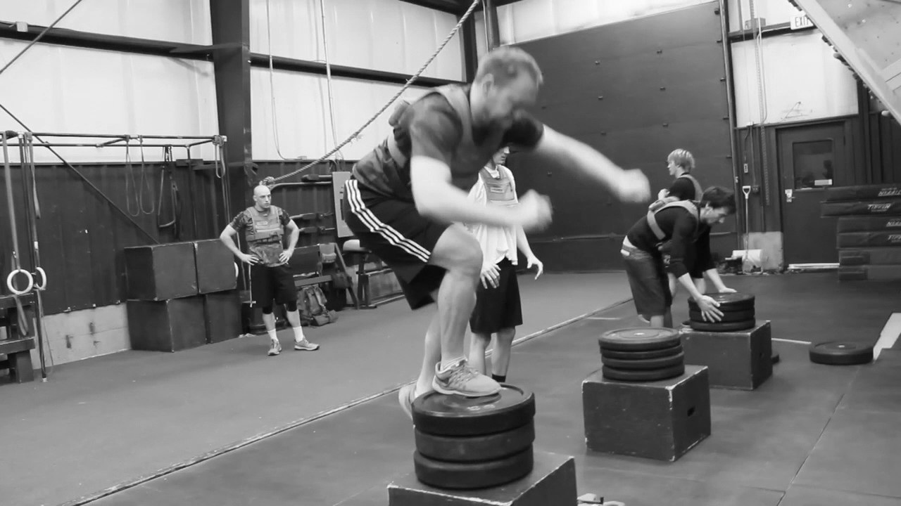 Image result for single leg box jump