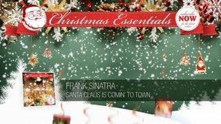 Frank Sinatra - Santa Claus Is Comin