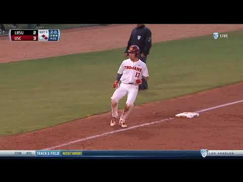 Baseball: USC 5, Long Beach State 8 - Highlights 4/24/18