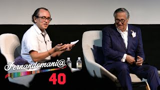 Dodgers pitcher Valenzuela celebrated at Fernandomania @ 40 event