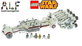Lego Star Wars 75244 Tantive IV Speed Build