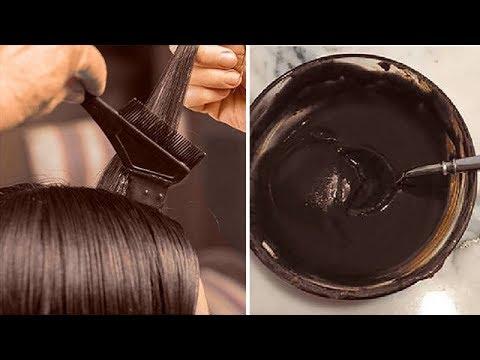 Tinte natural para cabello, aprende a prepararlo