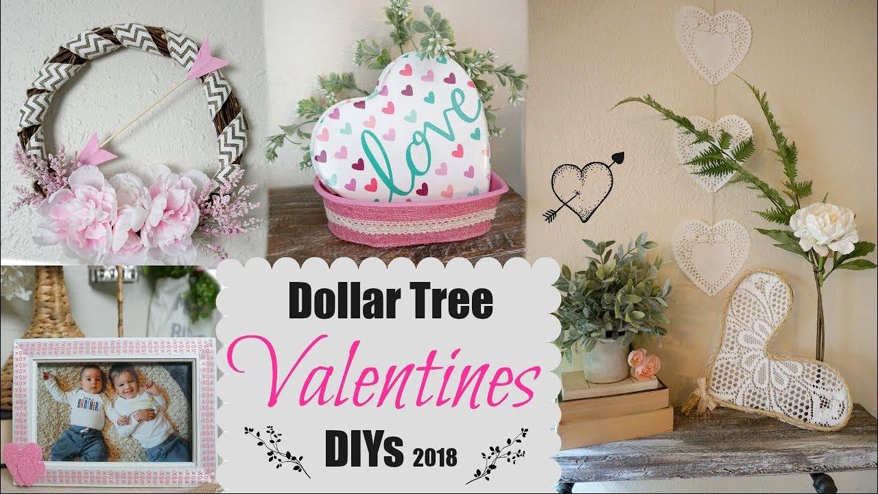 Dollar Tree Valentines Day