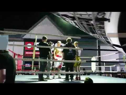 James Langridge fights Mark Gadaletta | Caboolture Sept 2017
