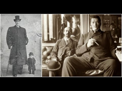 Meet Adam Rainer: The Man Who Was Born A Dwarf And Died A Giant