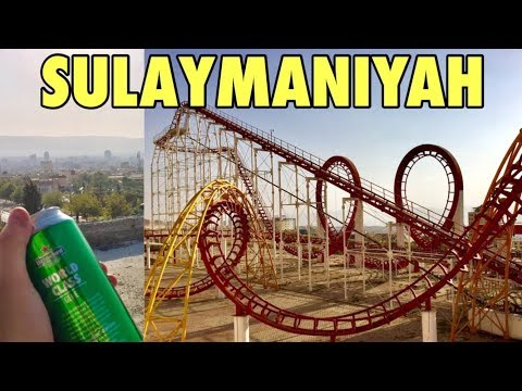 Beer and Rollercoasters in Sulaymaniyah