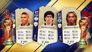 THE BEST SQUAD IN THE WORLD CUP! ** FIFA 18 ULTIMATE TEAM **