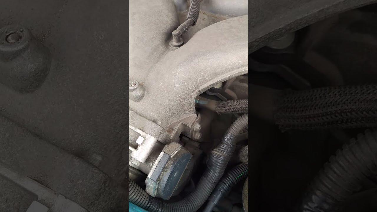 Cadillac CTS2 overheating, strange sound, Перегрев двигателя Кадиллак Цтс2, странный звук