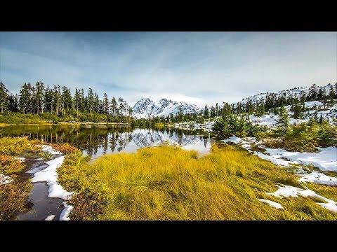 """""""Beautiful Washington"""" Scenic Nature Documentary Film about Washington State - Episode 3"""