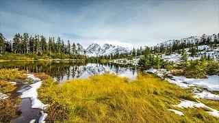 Beautiful Washington. Episode 3 - Scenic Nature Documentary Film about Washington State