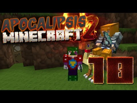 LOS CULTIVADORES | #APOCALIPSISMINECRAFT2 | EPISODIO 10 | WILLYREX Y VEGETTA
