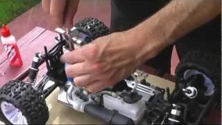 Modele RC - Obsługa silnika spalinowego - instrukcja od NitroTek