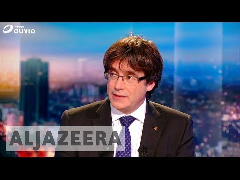 Spain issues arrest warrant for Carles Puigdemont
