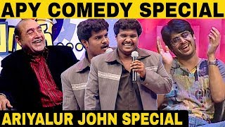 Ariyalur John Comedy collection | Episode 5 | Solo Performance | Asatha Povathu Yaru
