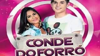 CONDE DO FORRÓ - MESA DE BAR