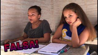A Garota Sem Celular - BRIGA FAKE - Cap.: 9   #ClaraCorreiaTV
