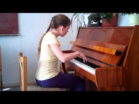 Шеховцова Анастасия Песня Венецианского гондольера