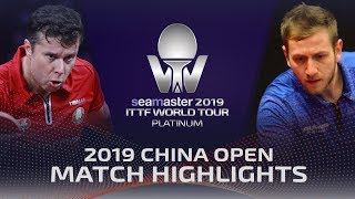 Владимир Самсонов vs Pavel Sirucek | China Open 2019 (Pre)