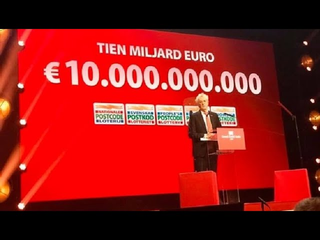 EP #50: Boudewijn Poelmann, CEO van de postcode loterij