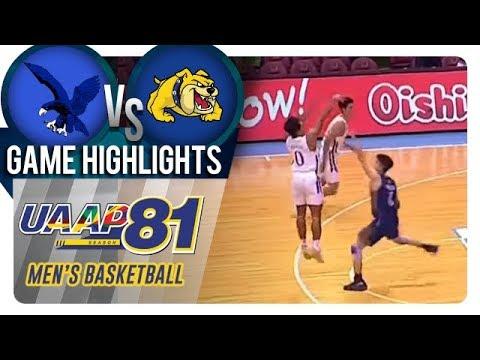 UAAP 81 MB: ADMU vs. NU | Game Highlights | October 27, 2018