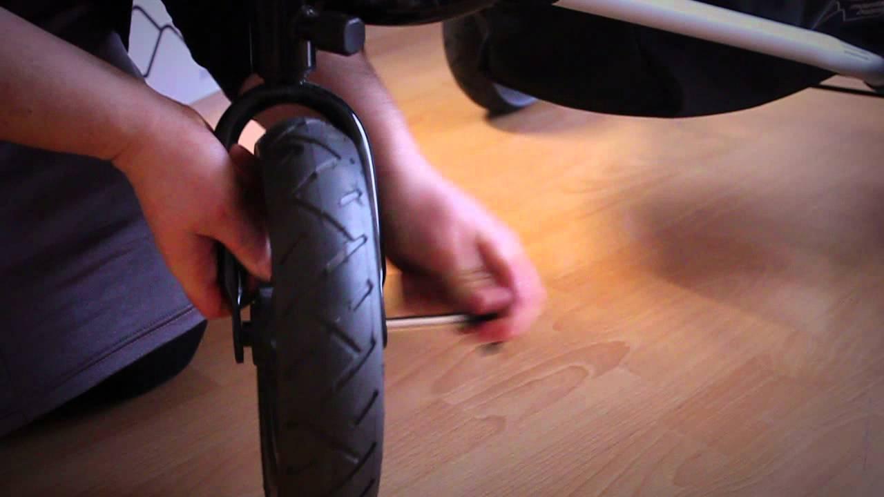 Front Wheel Terrain Series Inner Tube for Mountain Buggy