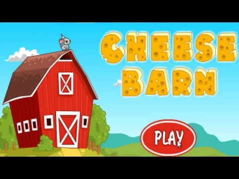 Cheese Barn Walkthrough All Levels Youtube