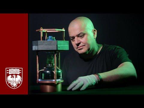 UChicago physicist helps create world's smallest neutrino detector