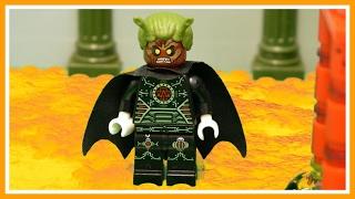 Lego Мультфільм Місто Х - 3 сезон (9 серія)