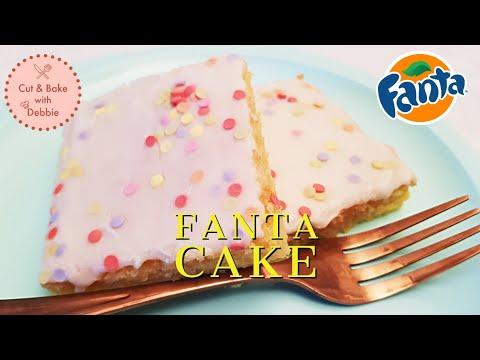 Fanta Cake Recipe - Fantakuchen