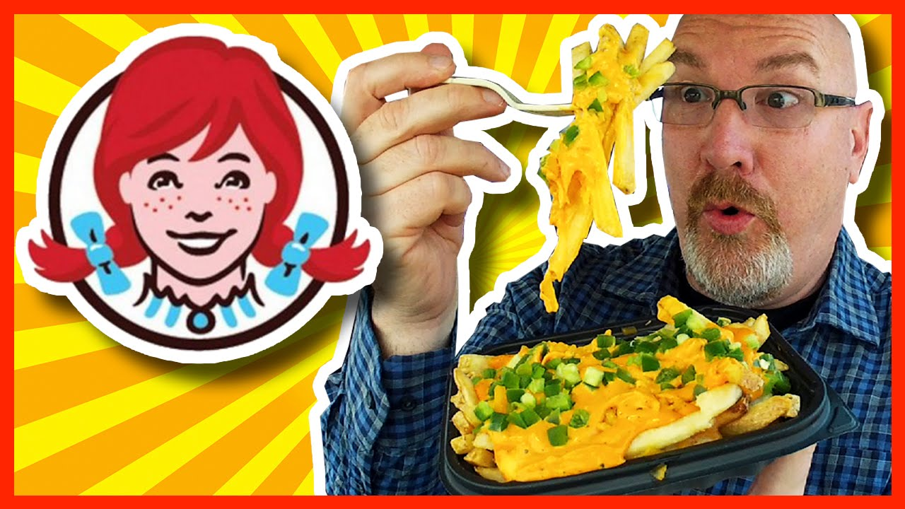 Wendy's Ghost Pepper Fries plus Drive Thru Experience