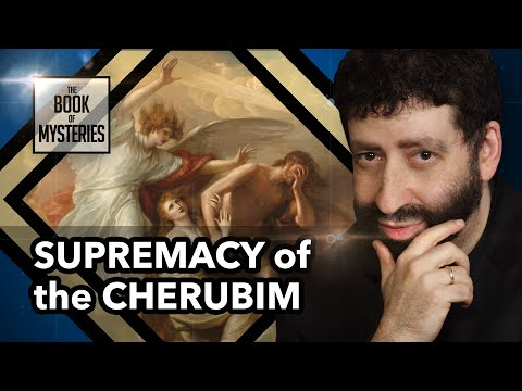 Supreme Guardians With Flaming Swords | THE MYSTERY OF THE CHERUBIM | The Book Of Mysteries