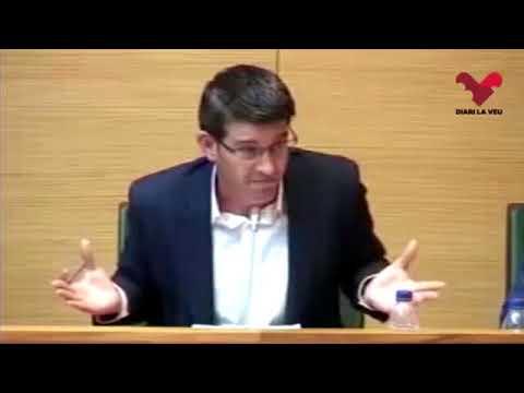 """Jorge Rodríguez, a un diputat del PP: """"El nom del meu poble és Ontinyent i no 'Onteniente'"""""""