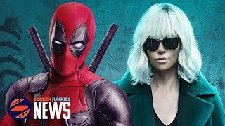 Deadpool 2 Director On How To Make Action Sequences (Atomic Blonde)