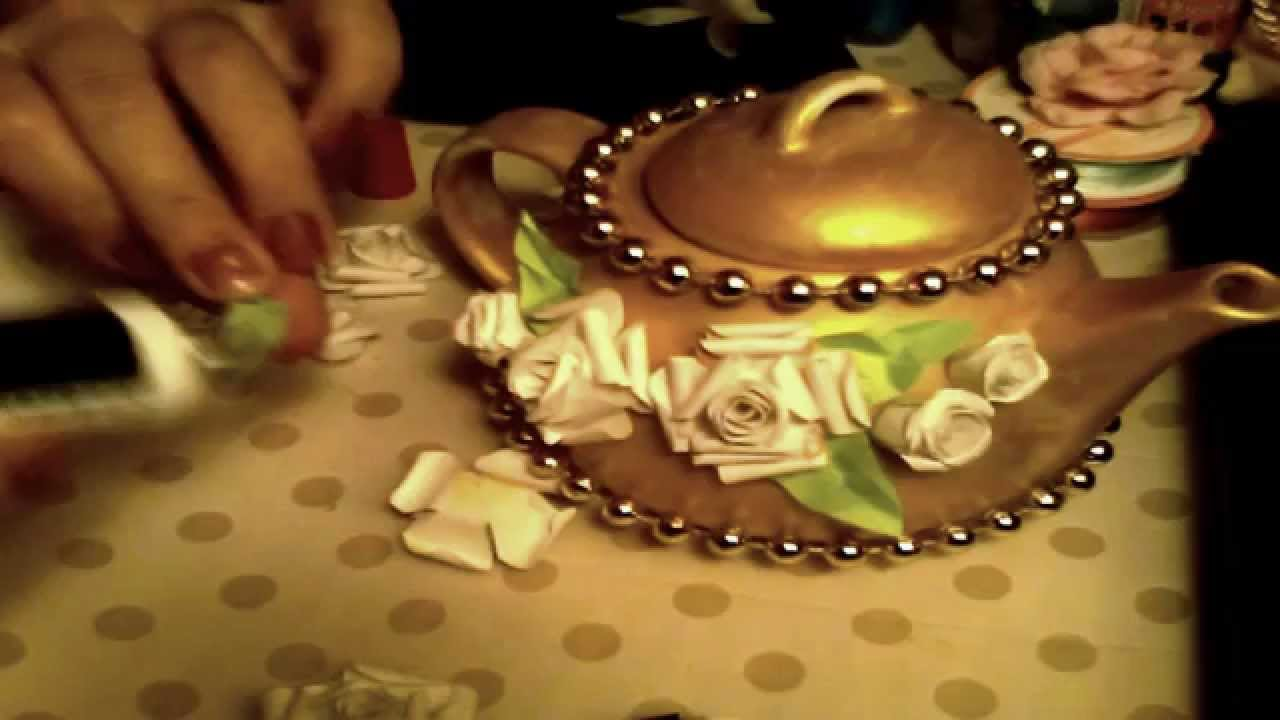 Tea Pot Decoration Ideas Youtube