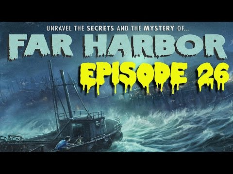 FALLOUT 4 (Far Harbor) #26 : Shipbreaker